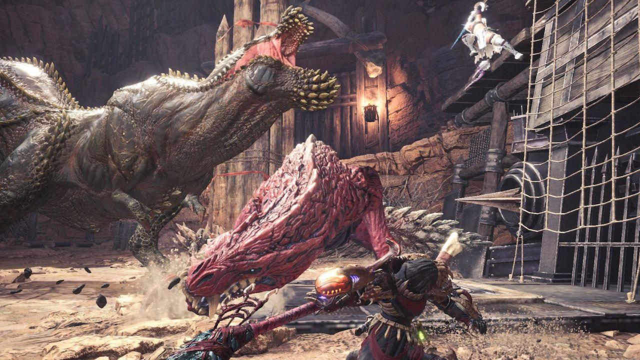 Assassin S Creed Comes To Monster Hunter World In Sneaky New