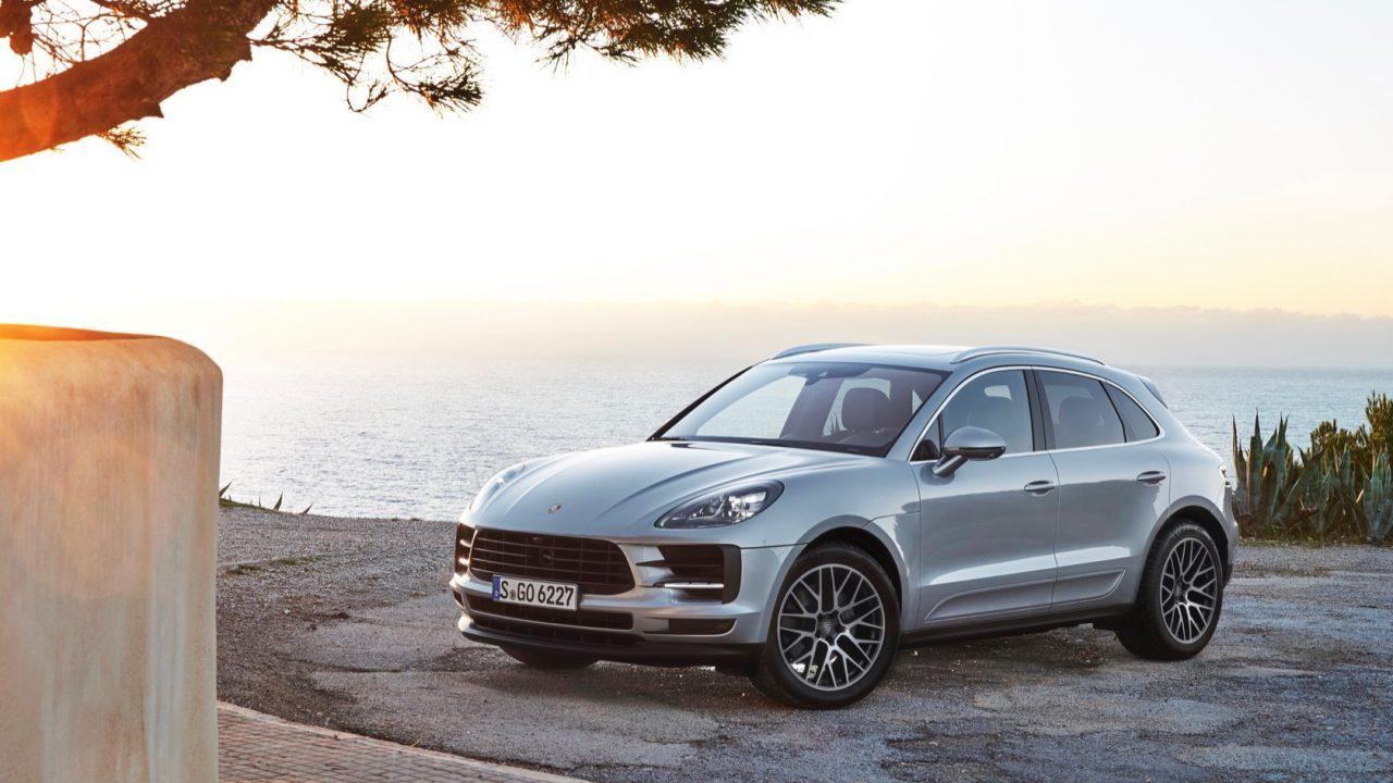 2019 Porsche Macan S gets meaner and greener new turbo V6