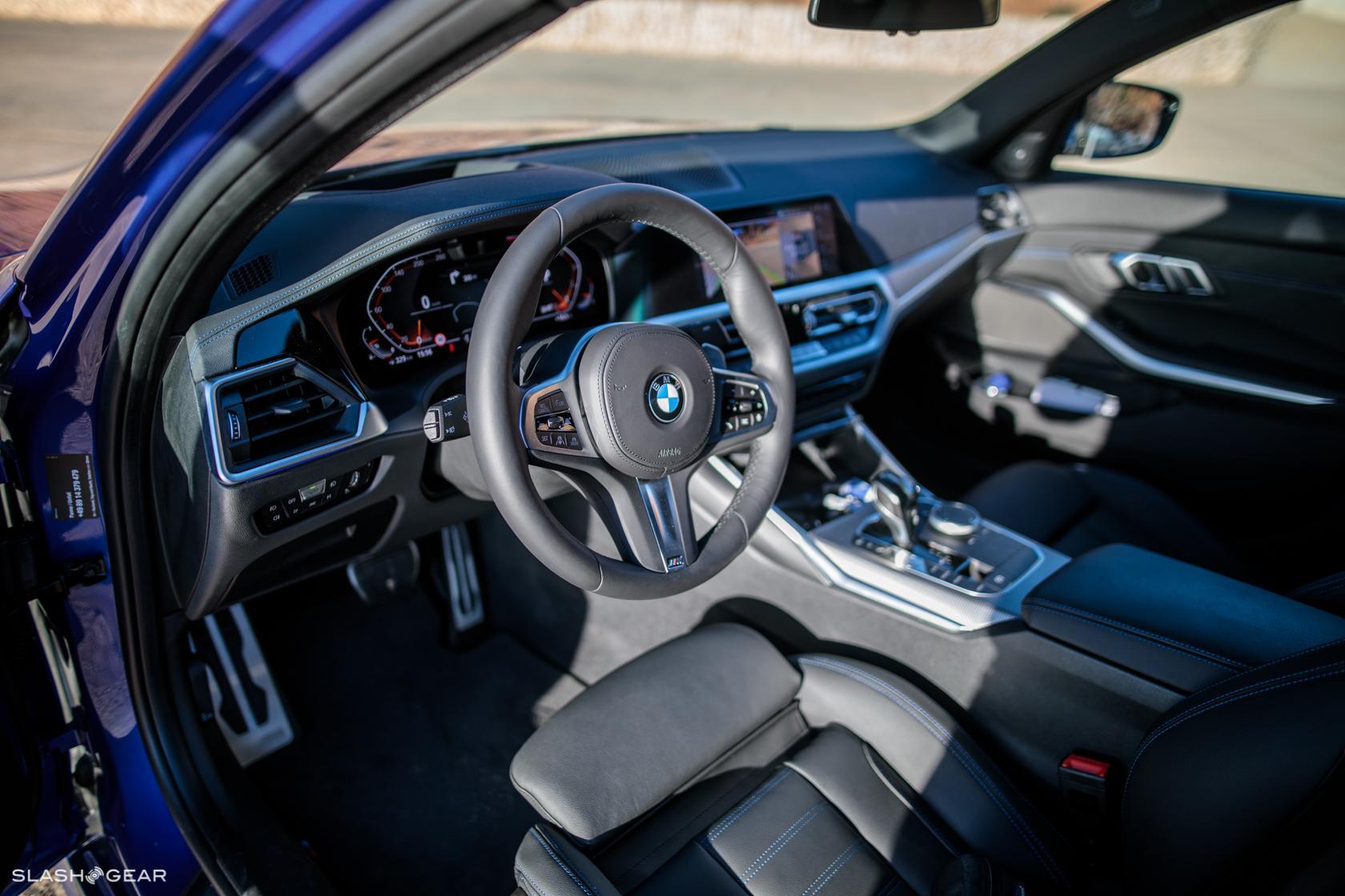 2019 Bmw 330i And 2020 M340i First Drive Slashgear