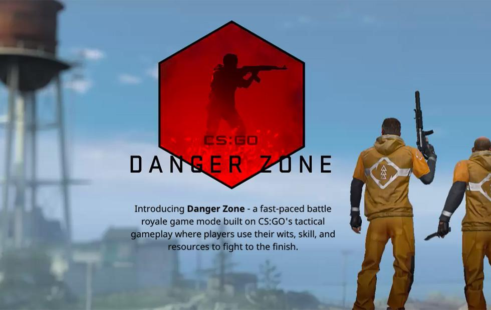 CS:GO Battle Royale mode 'Danger Zone' arrives with special missions