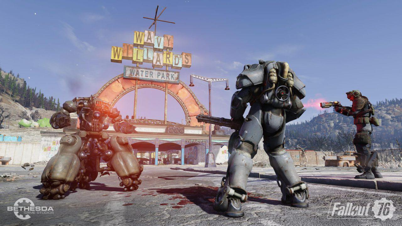 Fallout 76 support ticket glitch exposes customer data