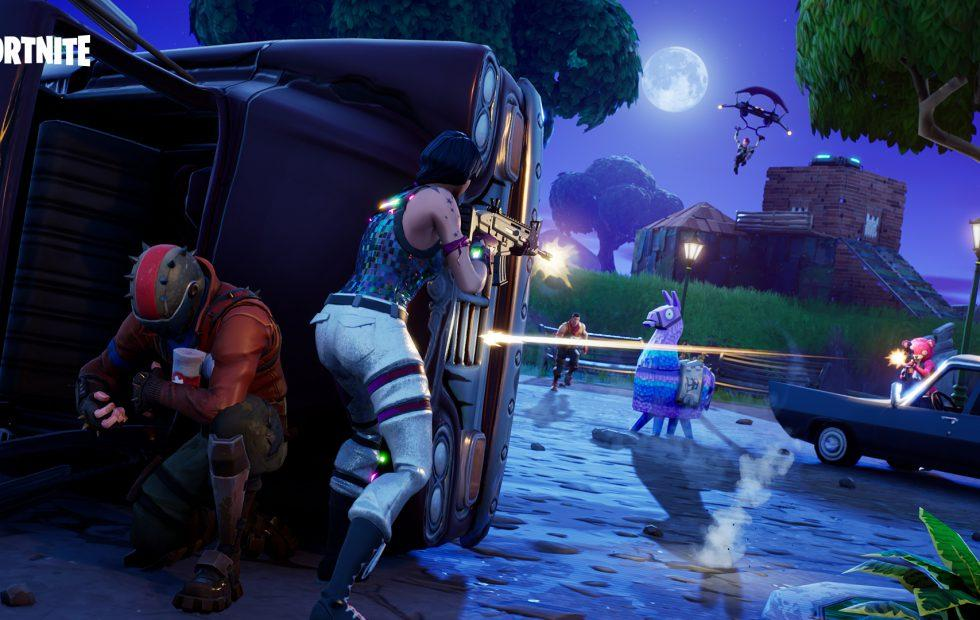 New Xbox Live Gold deal includes 1,000 free Fortnite V-Bucks