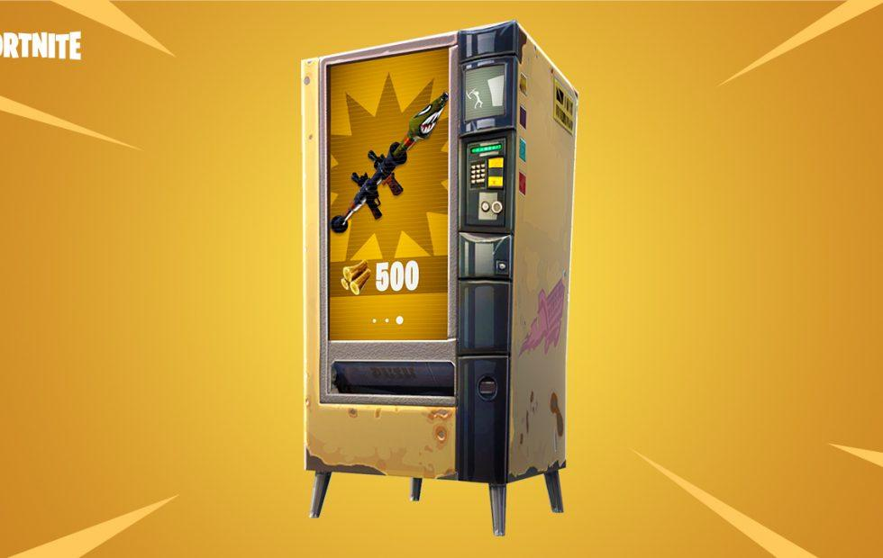 This is why Fortnite's snow biome doesn't have vending machines