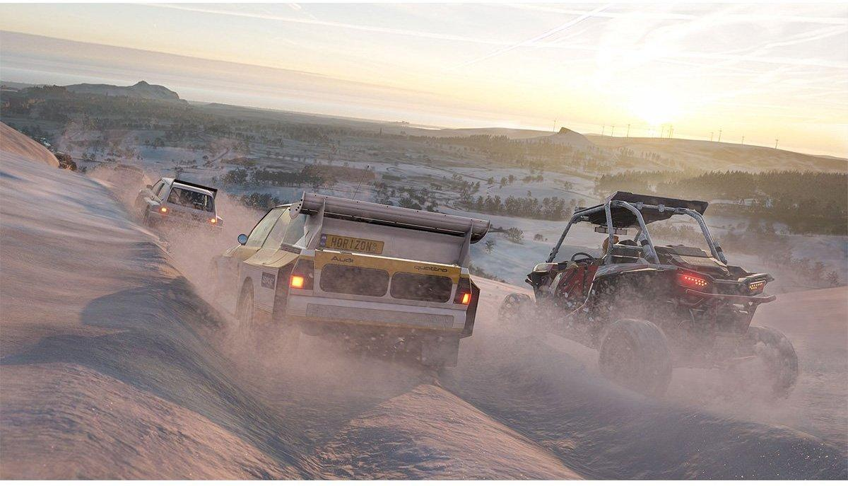 The Best Games of 2018: Forza Horizon 4 - SlashGear