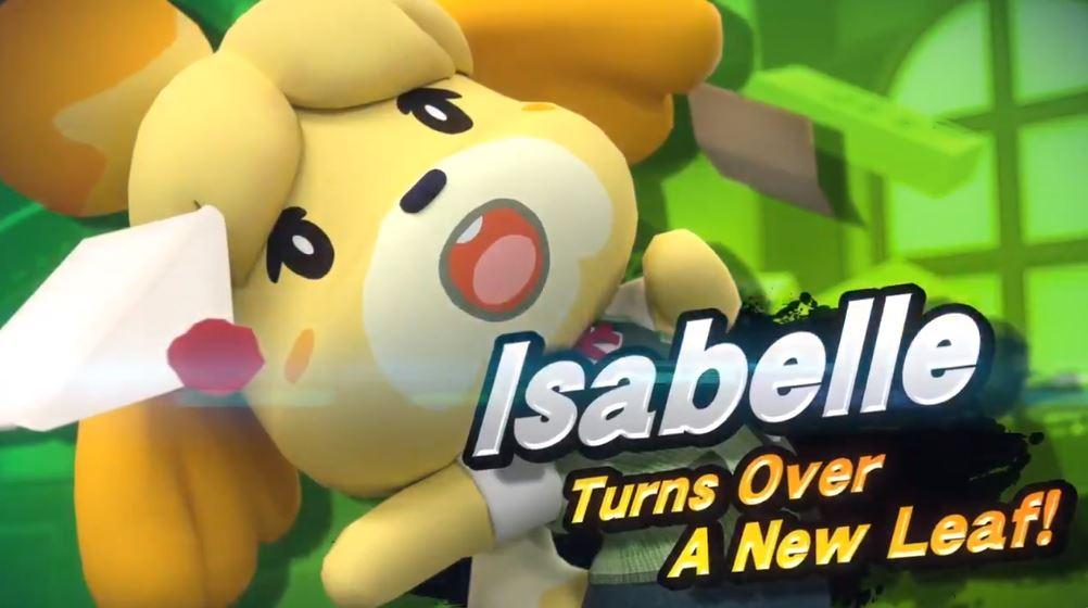 Super Smash Bros Ultimate bug turns Isabelle into a broken powerhouse