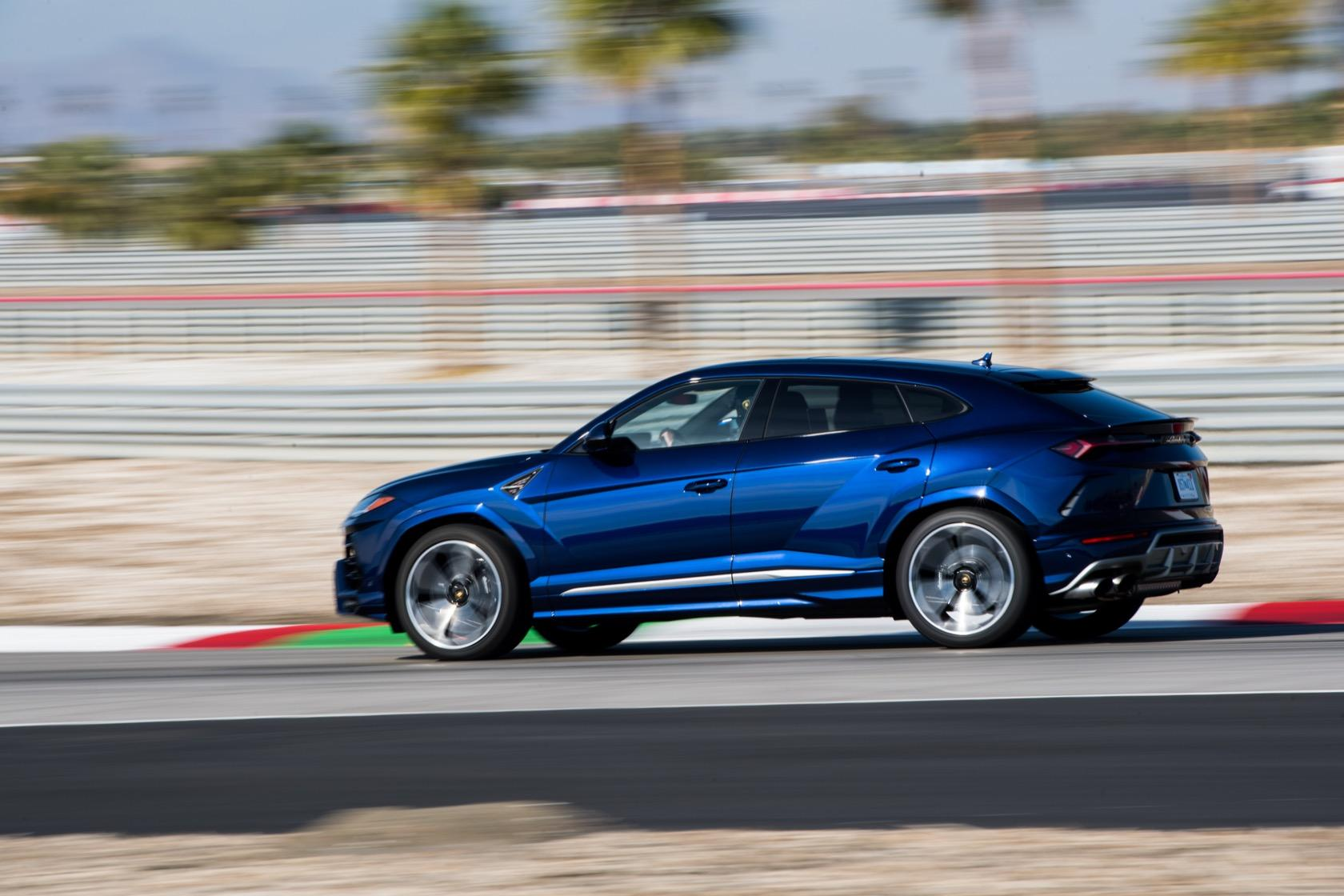 2019 Lamborghini Urus First Drive: The Supercar SUV - SlashGear