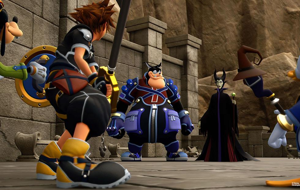 Kingdom Hearts 3 game leaks weeks before January 2019 release date