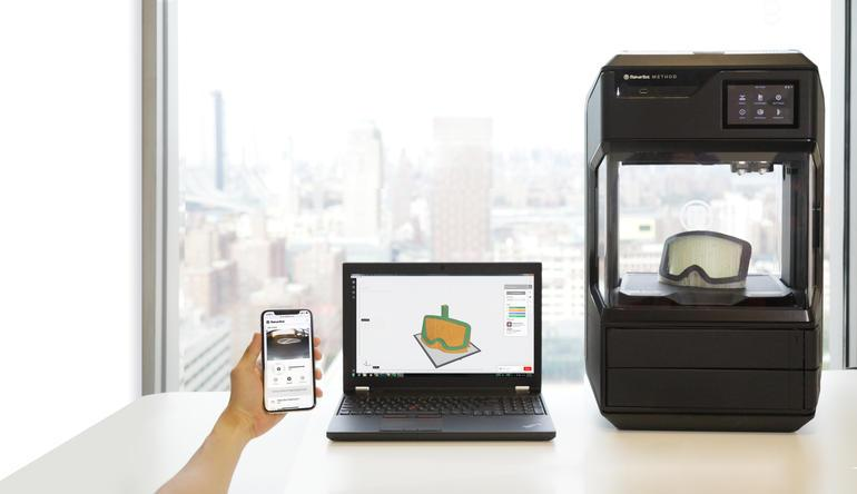 MakerBot Method 3D printer gives desktop fab a pro-upgrade