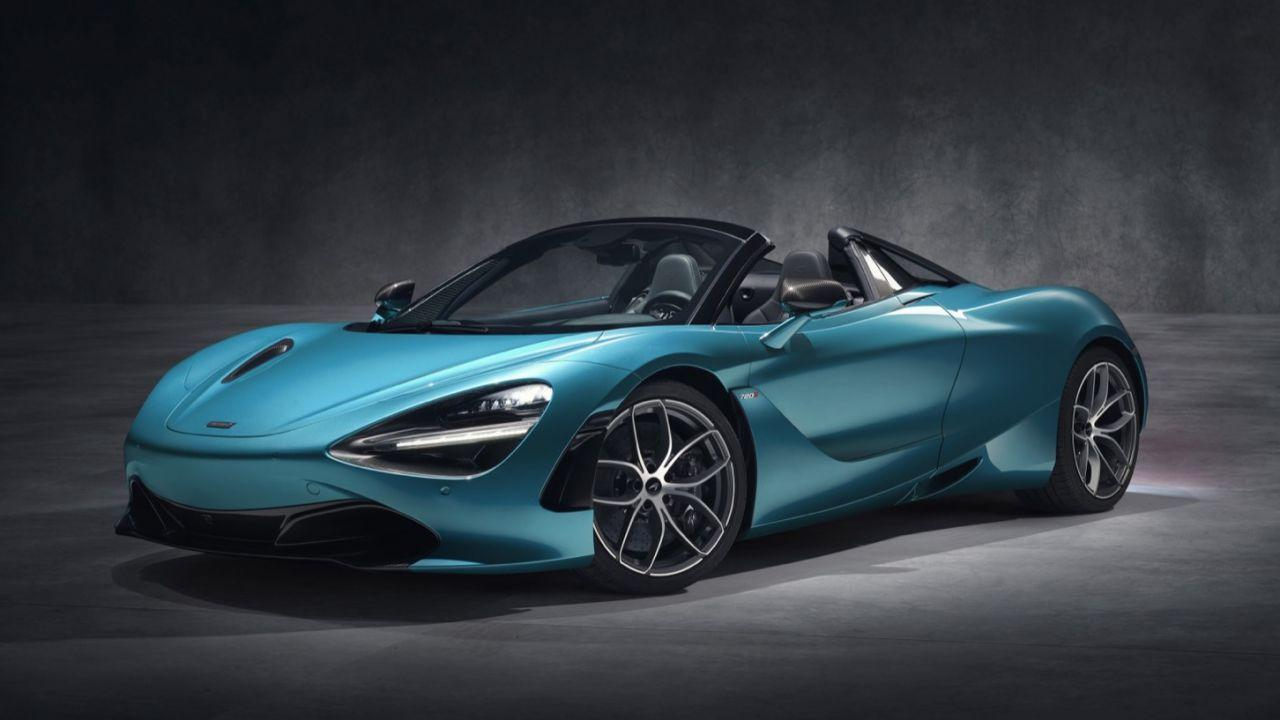 5 ways the McLaren 720S Spider is supercar royalty