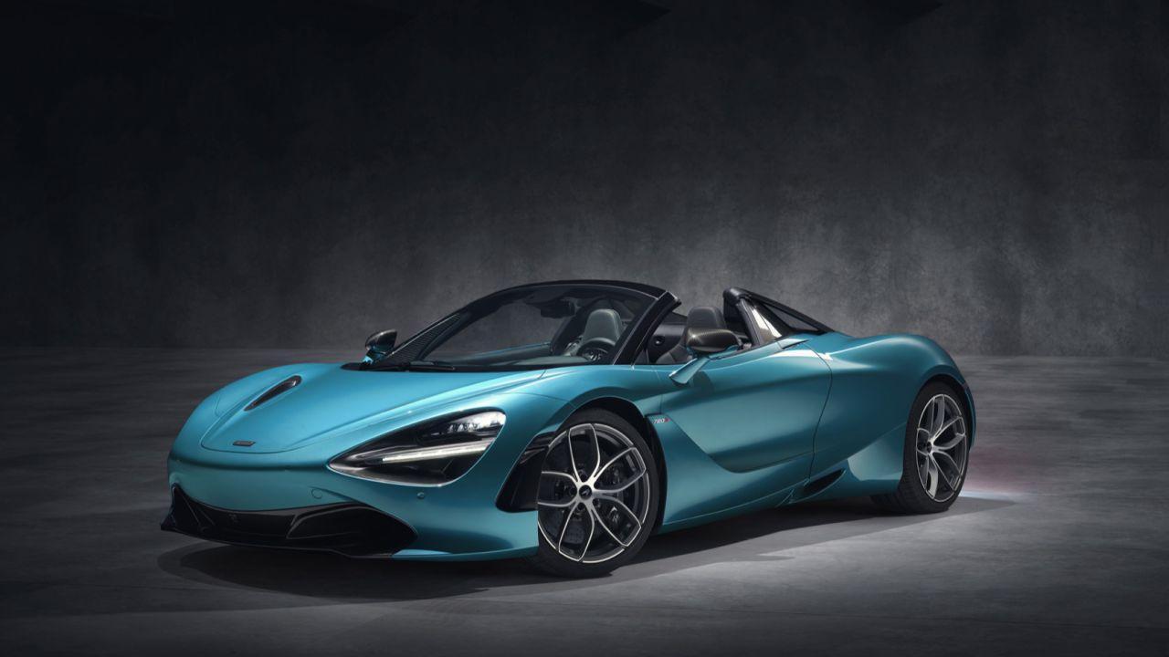 2019 McLaren 720S Spider Gallery
