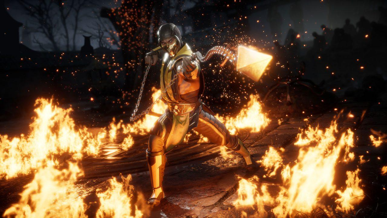 Mortal Kombat 11 release date revealed with a very brutal trailer