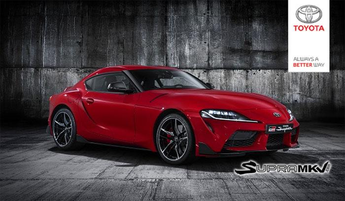 2020 Supra leak suggests Toyota itself is to blame