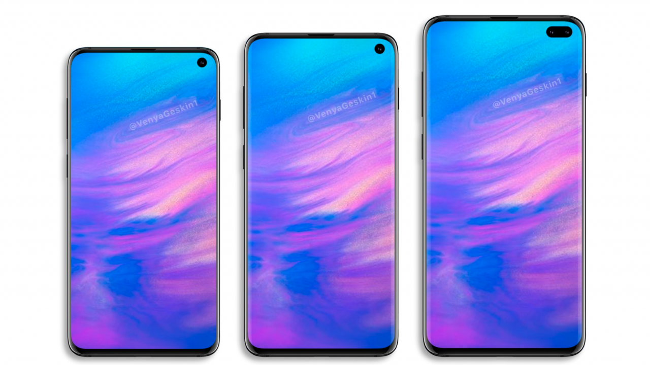 Galaxy S10 Edge colors and release details spilled