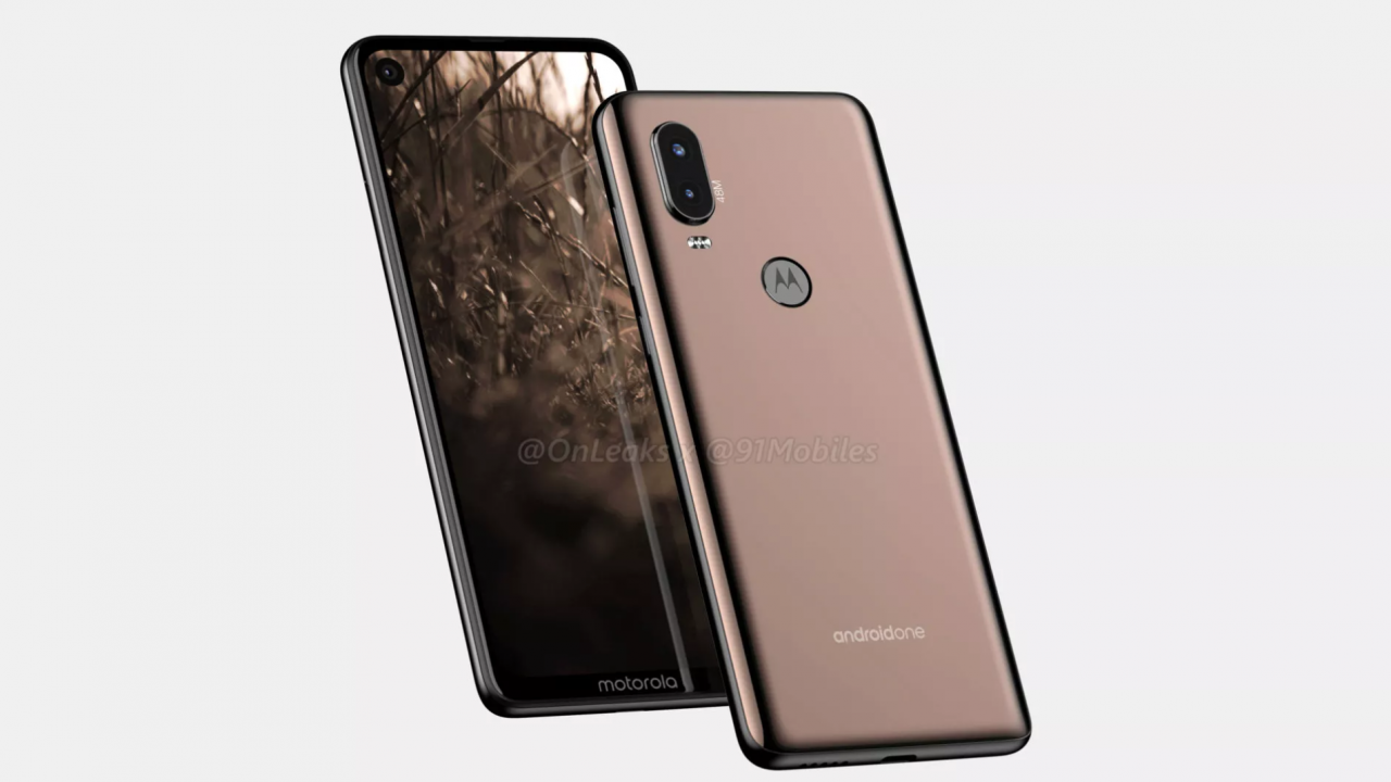 Motorola P40 leak shows Moto's new masterpiece