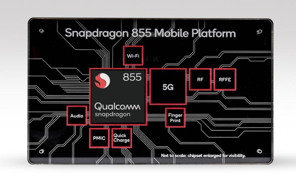 Galaxy S10 with Snapdragon 855 faster than Exynos on AnTuTu