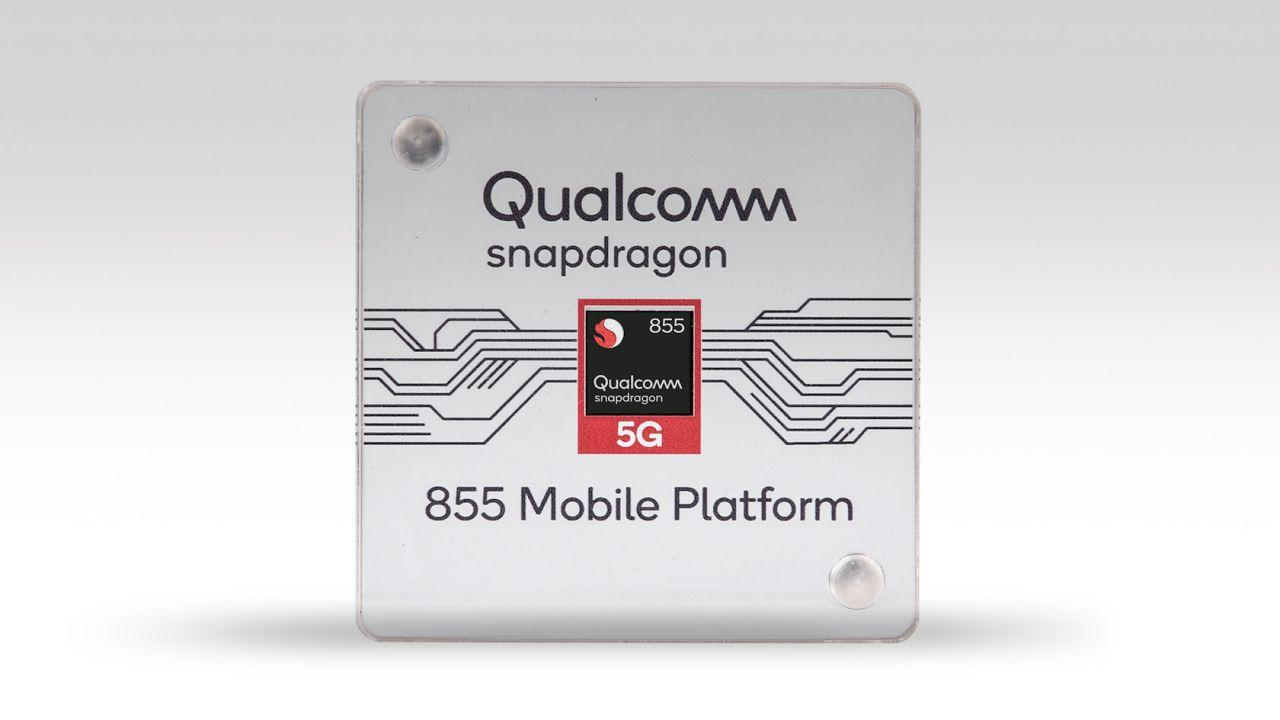 Qualcomm Snapdragon 855 revealed as 5G flagship