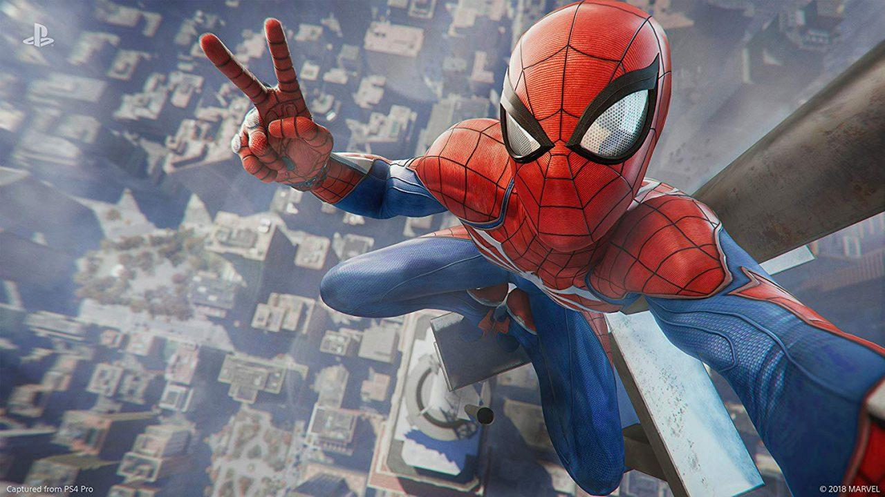 The Best Games of 2018: Marvel's Spider-Man