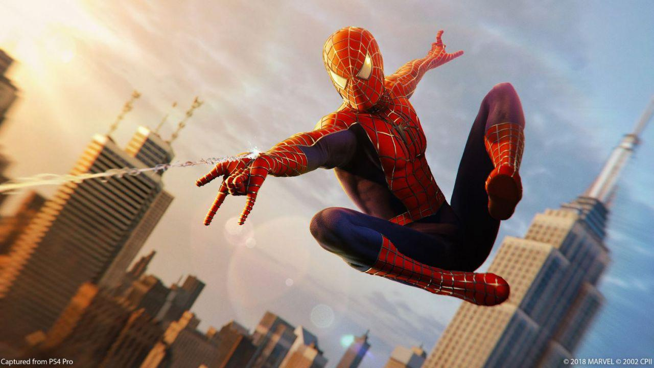 Spider-Man PS4 is getting the Sam Raimi suit after all