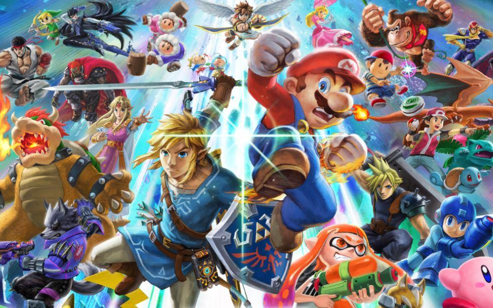 Super Smash Bros Ultimate first look: Everyone really is here
