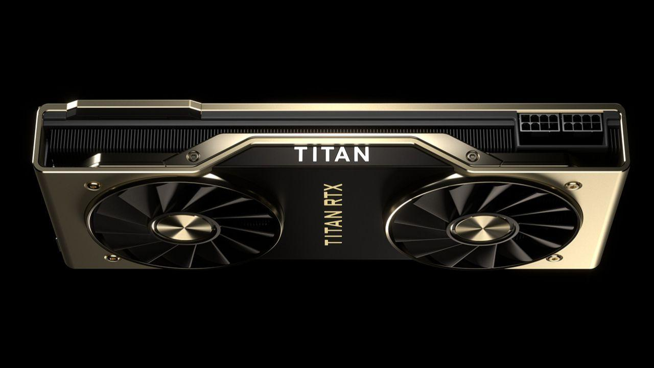 TITAN RTX announced for AI and deep learning with a steep price tag