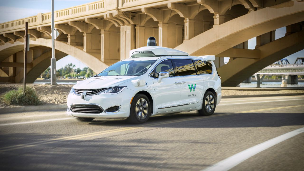 Waymo One launched as commercial self-driving service