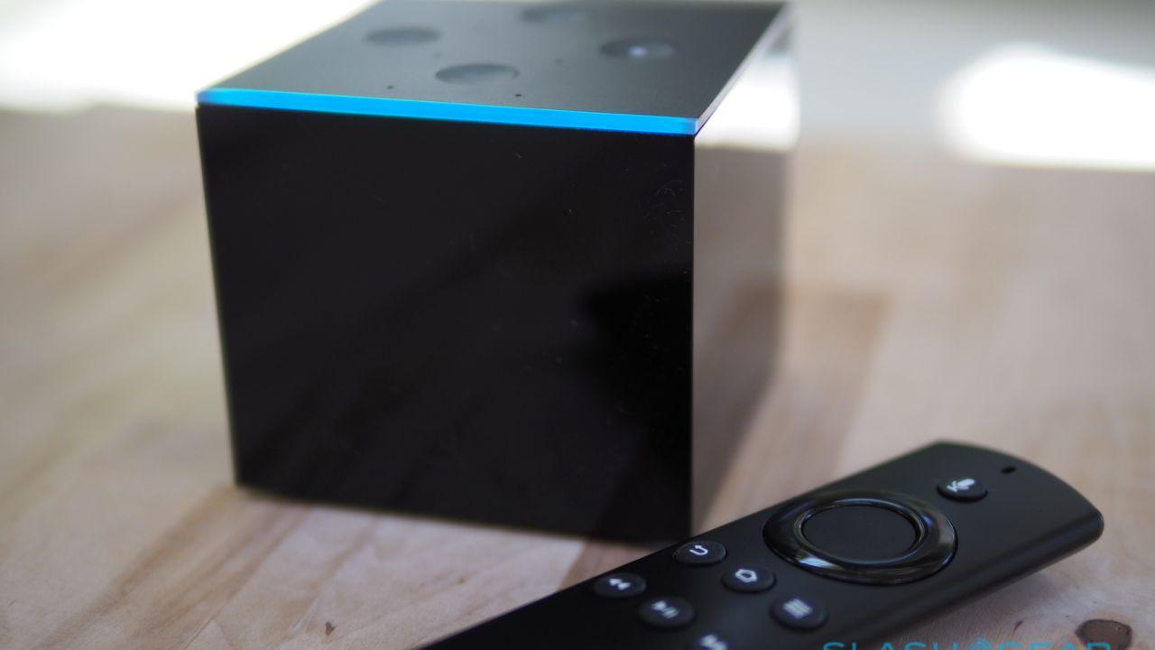 Amazon Fire TV Cube gets multi-room audio and follow-up mode