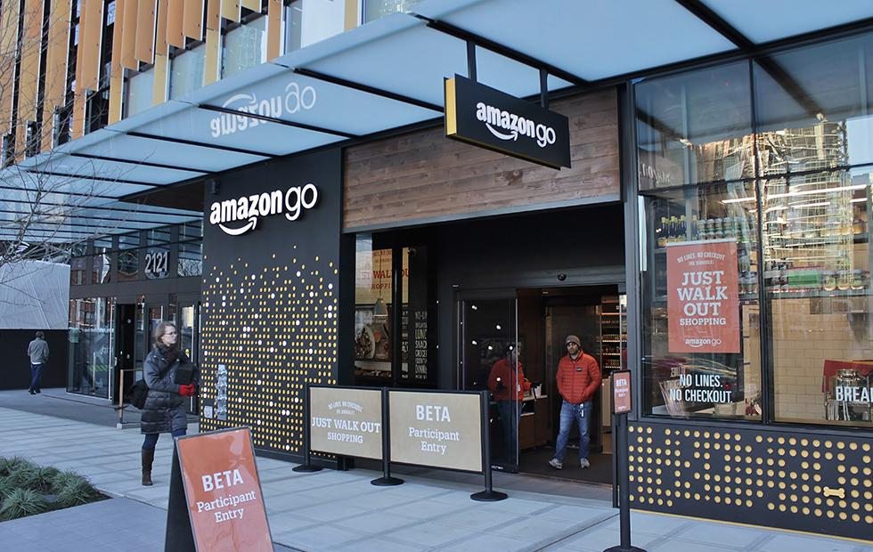 Amazon Go cashierless stores may expand into big US airports