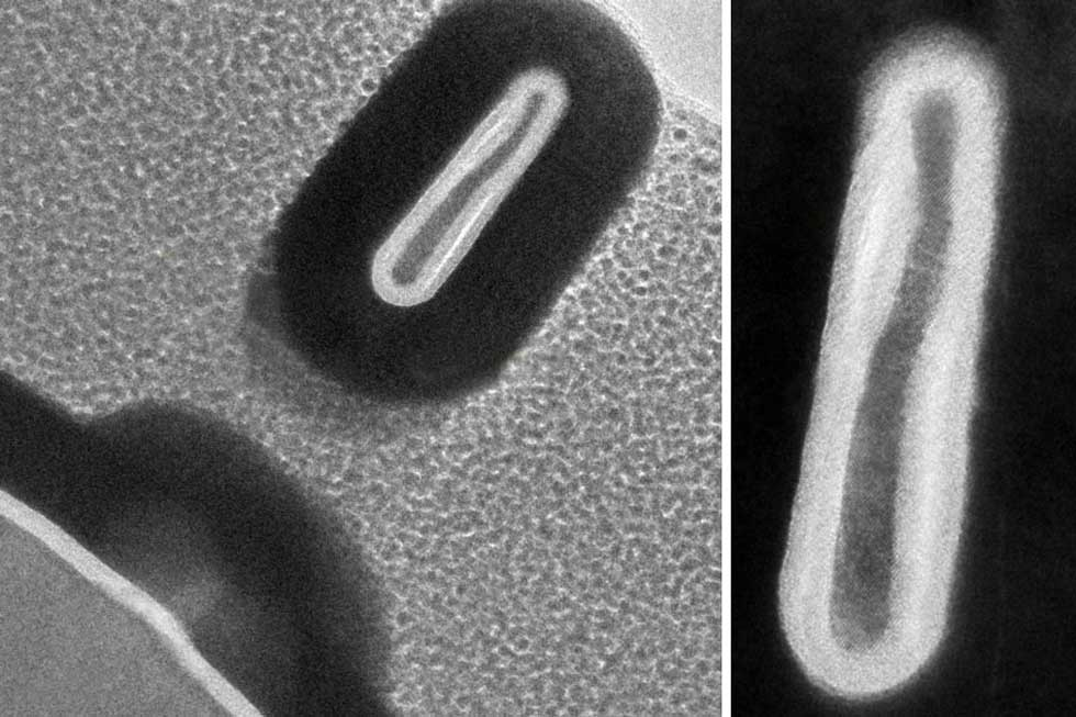MIT engineers create 3D transistors half the width of the smallest transistors available today