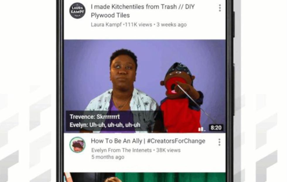 YouTube Autoplay on Home lands for all on Android, iOS