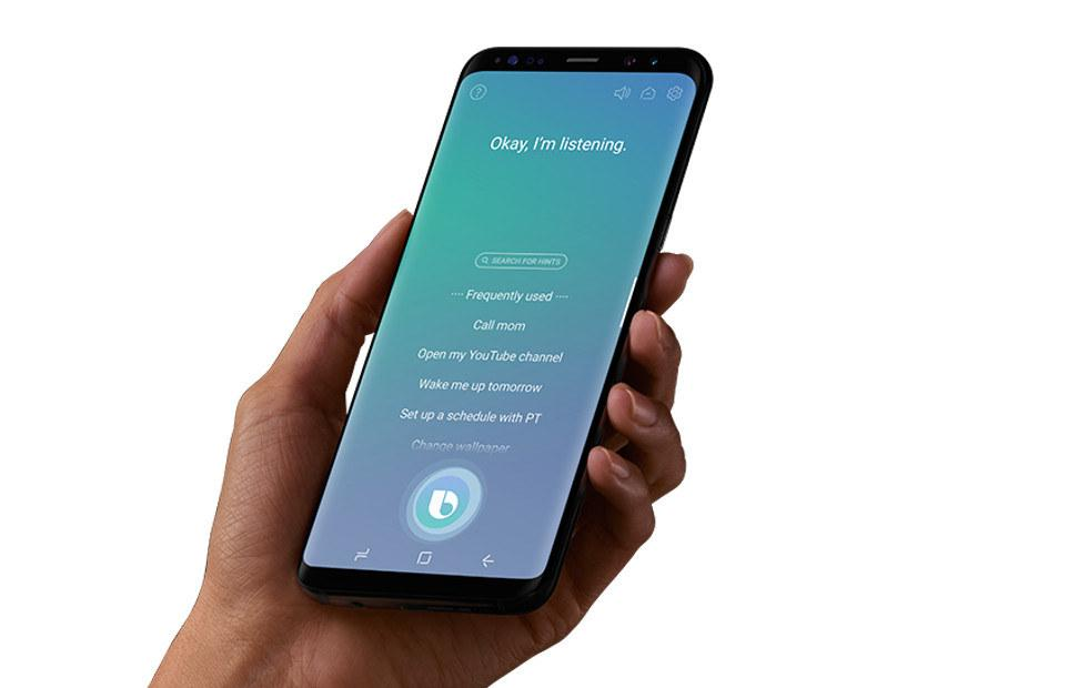 Android 9 Pie and Bixby 2 0 for Galaxy S9, S8 and Note 8