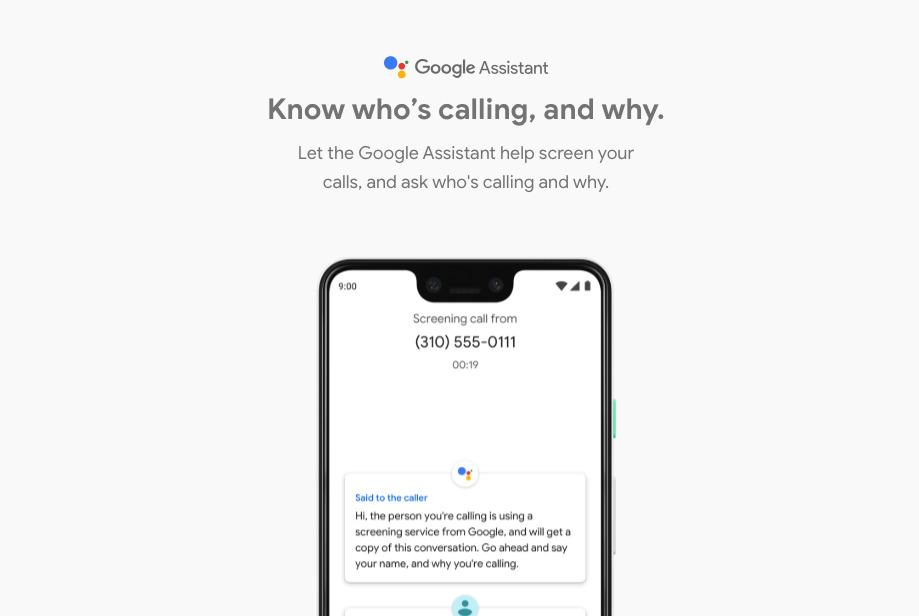 Android Call Screen Transcripts show moms freaking out