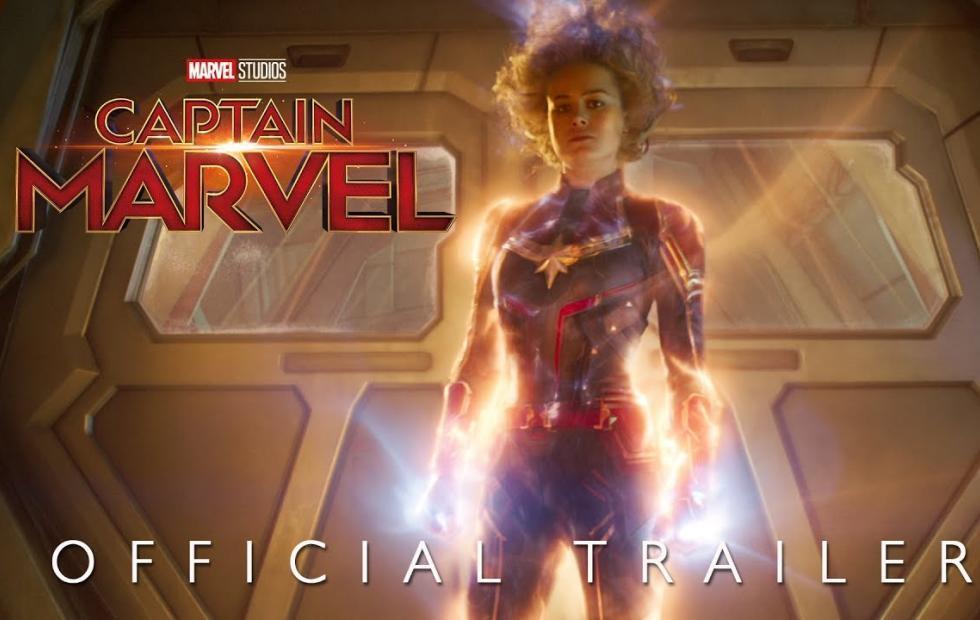 Captain Marvel trailer delivers the epic space battle treatment