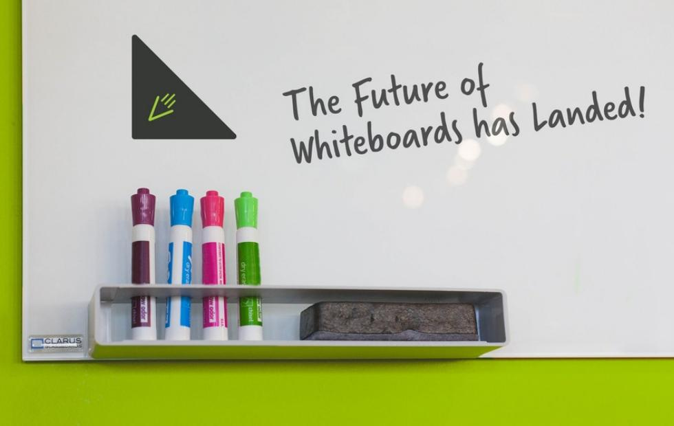 Rocketboard by Rocketbook pulls old whiteboards into the digital age