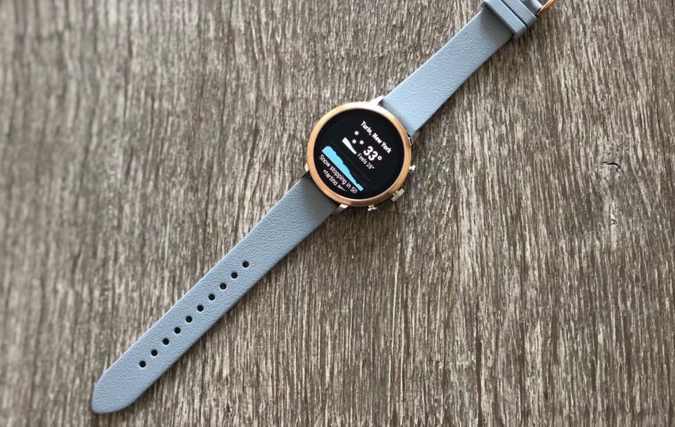Dark Sky for Wear OS finally available