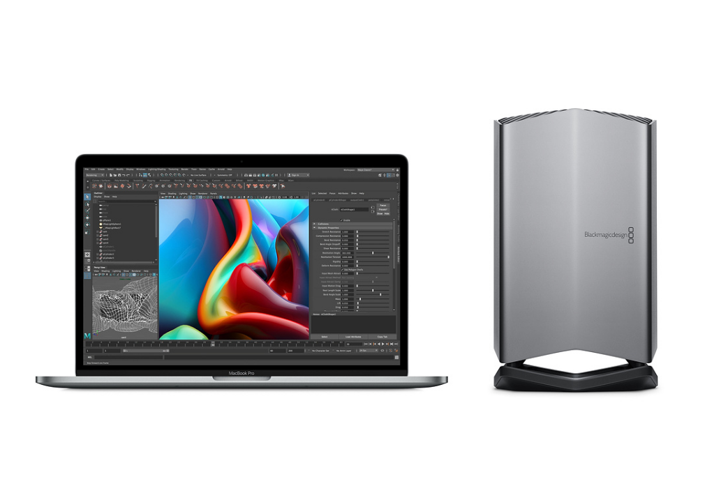 Blackmagic eGPU Pro for Mac orders finally open up