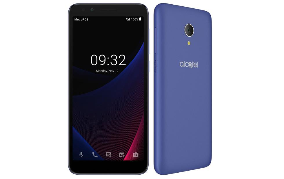 Alcatel 1x Evolve is a basic Android phone