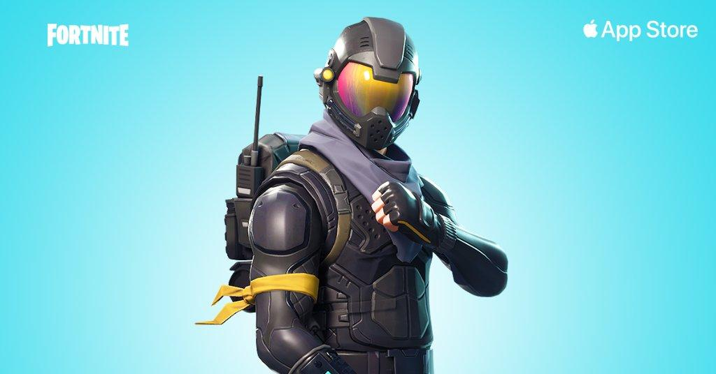 The Fortnite Rogue Agent skin is back – but not everyone is happy