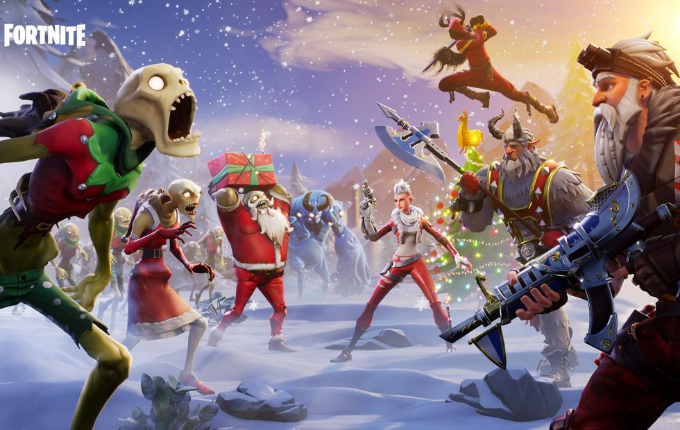 Fortnite 7.10 patch arrives: what's cool and what's hot