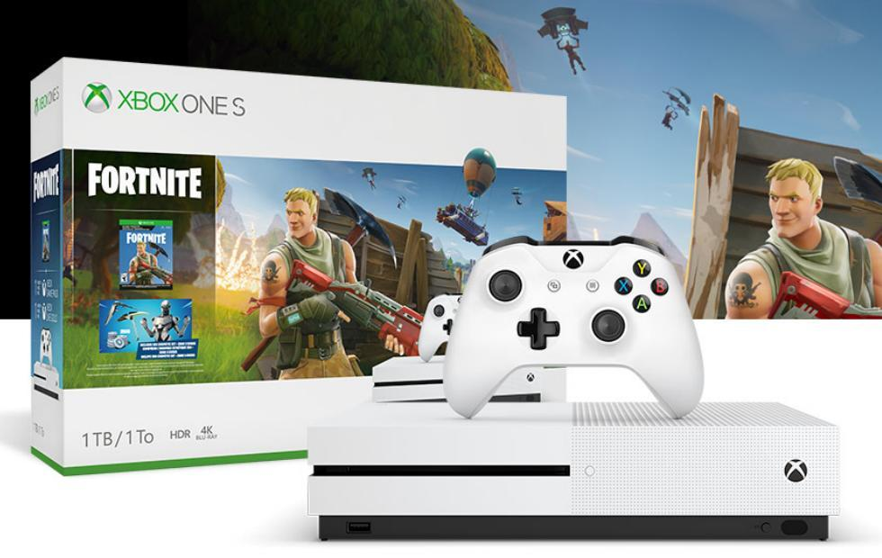 Fortnite Xbox One S Bundle To Get Free Save The World Mode