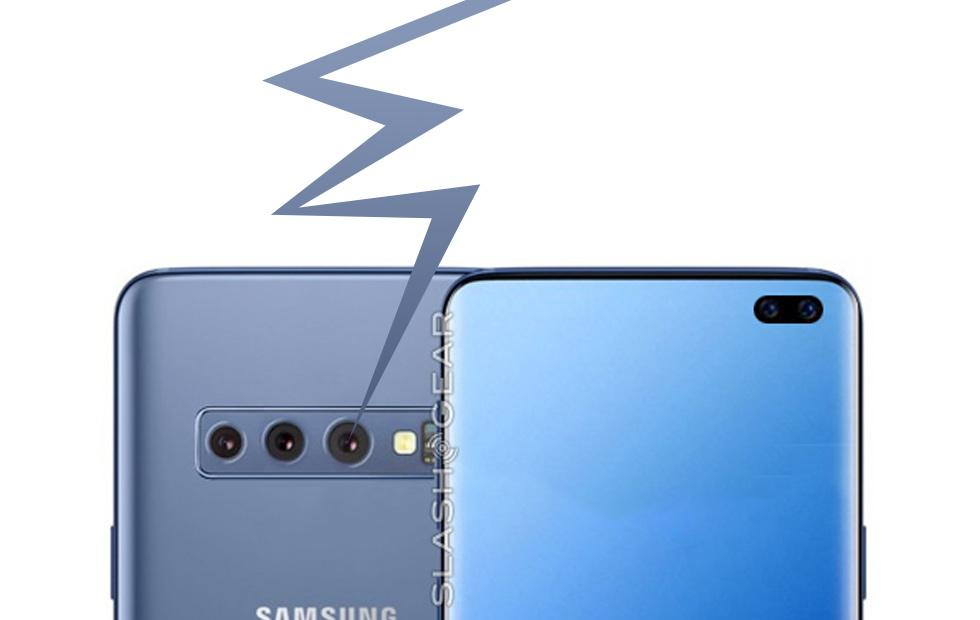 Galaxy S10 just leaked a whole new design