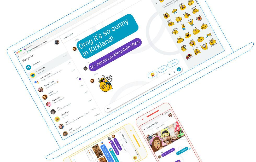 Google Allo may not be around much longer