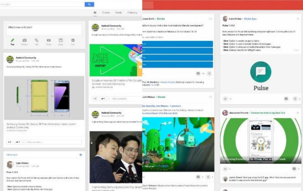 Google+ APIs may start failing as early as next month
