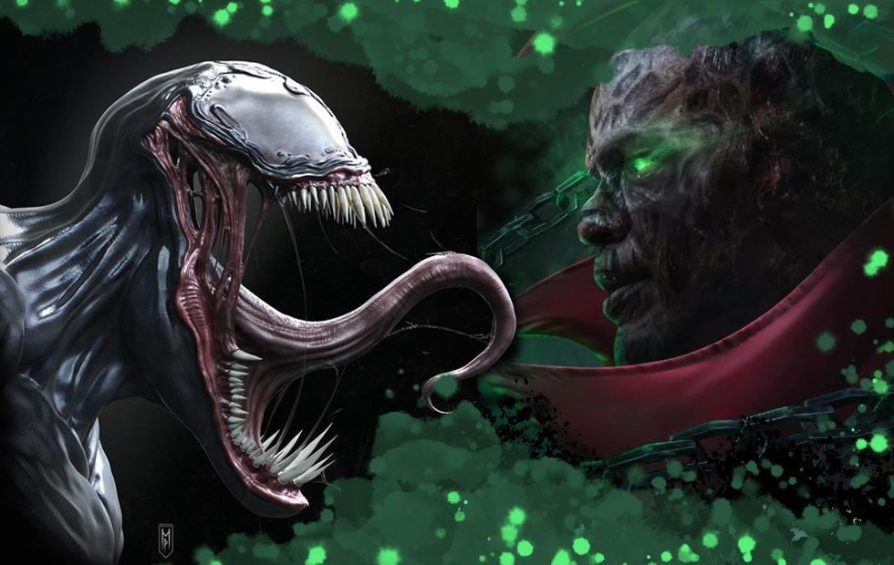 Through Venom, a new SPAWN movie at last