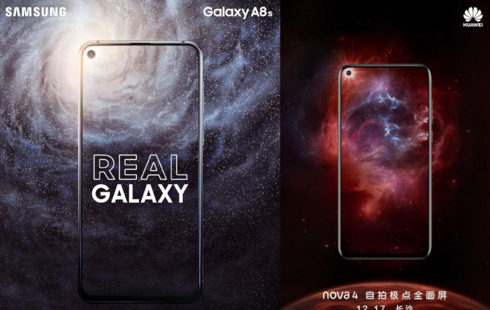 Samsung, Huawei battle for holes starts next week
