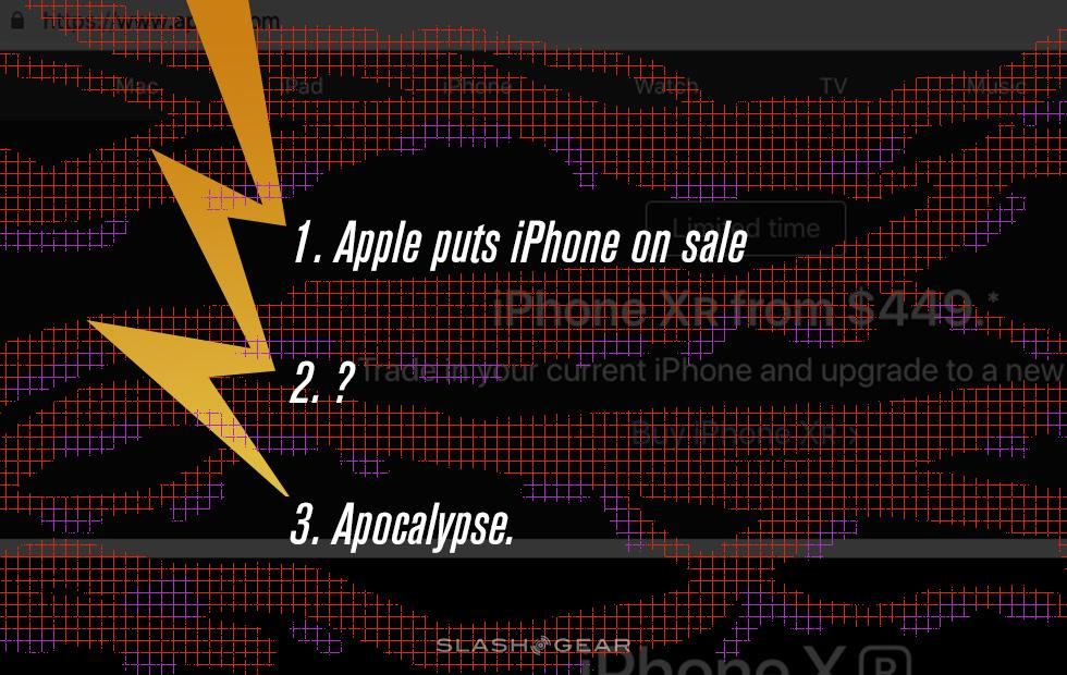 iPhone sale promos point toward the Next Big Thing