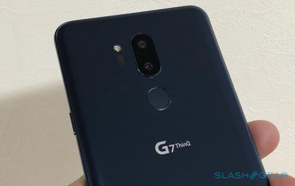 LG G7 ThinQ suffers from the LG Bootloop curse