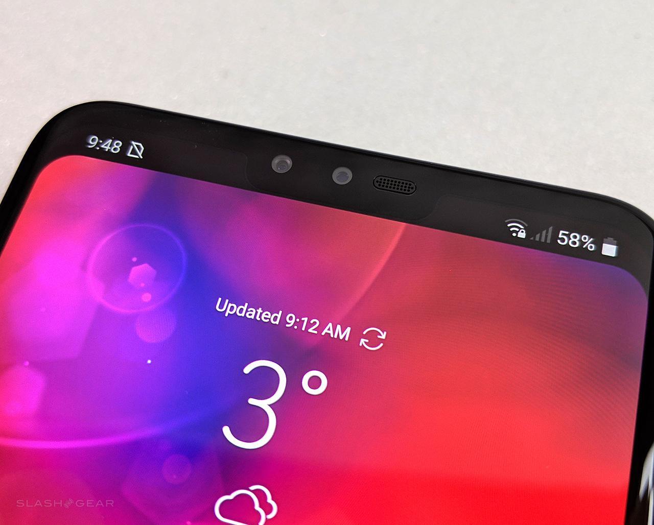 LG V40 ThinQ Review: Unique in colorful quality - SlashGear