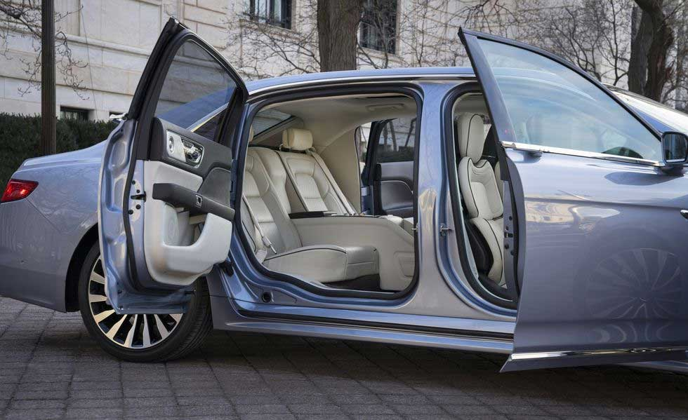 Lincoln Continental Coach Door Edition is limited to 80 units – with steep price tag