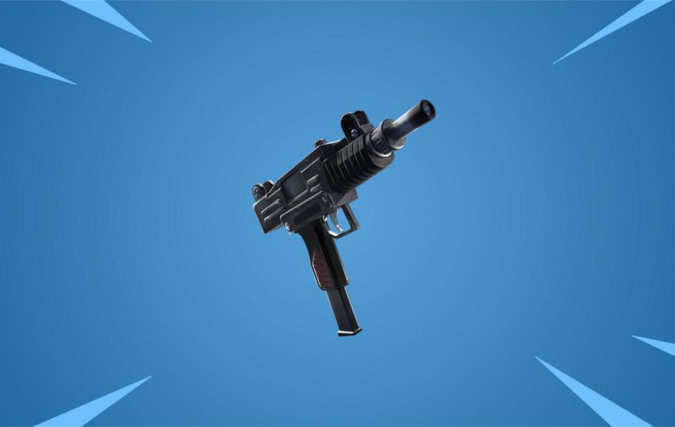 Fortnite patch leaks new Machine Pistol weapon for Battle Royale