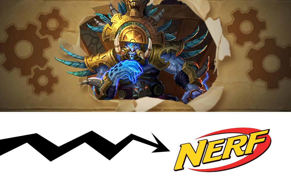 Hearthstone card changes: Balance on December 19